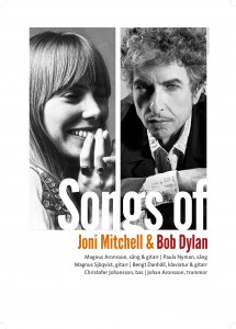 Songs of Joni Mitchell & Bob Dylan